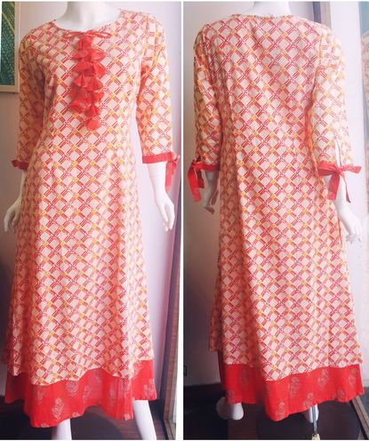 Mul long dress