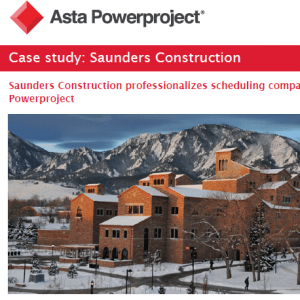 Saunders Construction Case Study