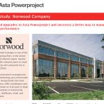 Asta Powerproject Norwood Case Study