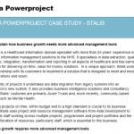 Asta Powerproject Case Study Stalis
