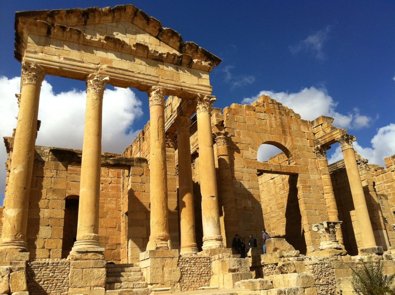 Speitla Tunisia Tour