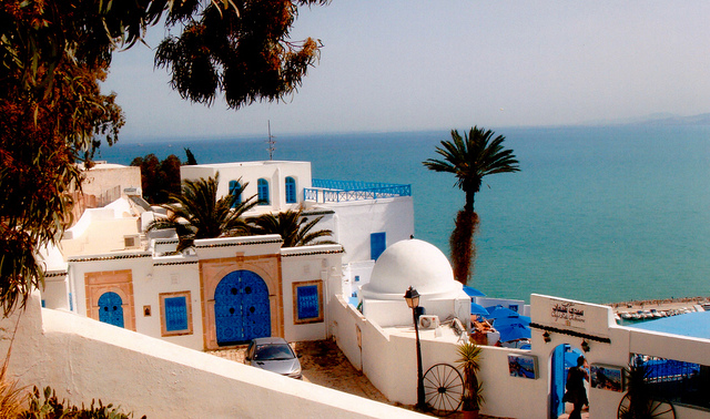 Sidi Bou Said Tunisia Tour