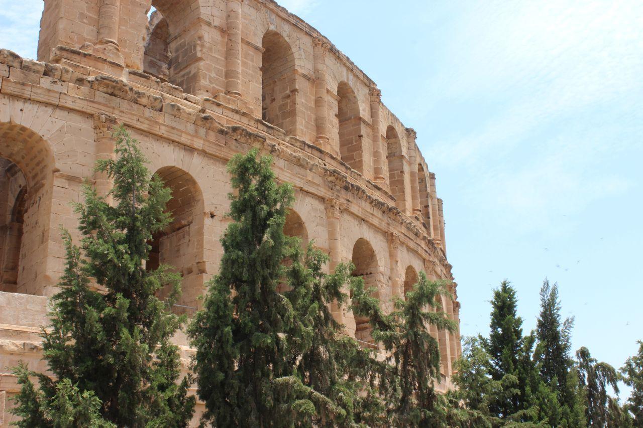 Coliseum Curve