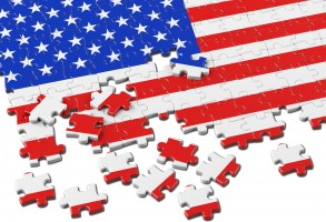 election_map_flag_puzzle_usa