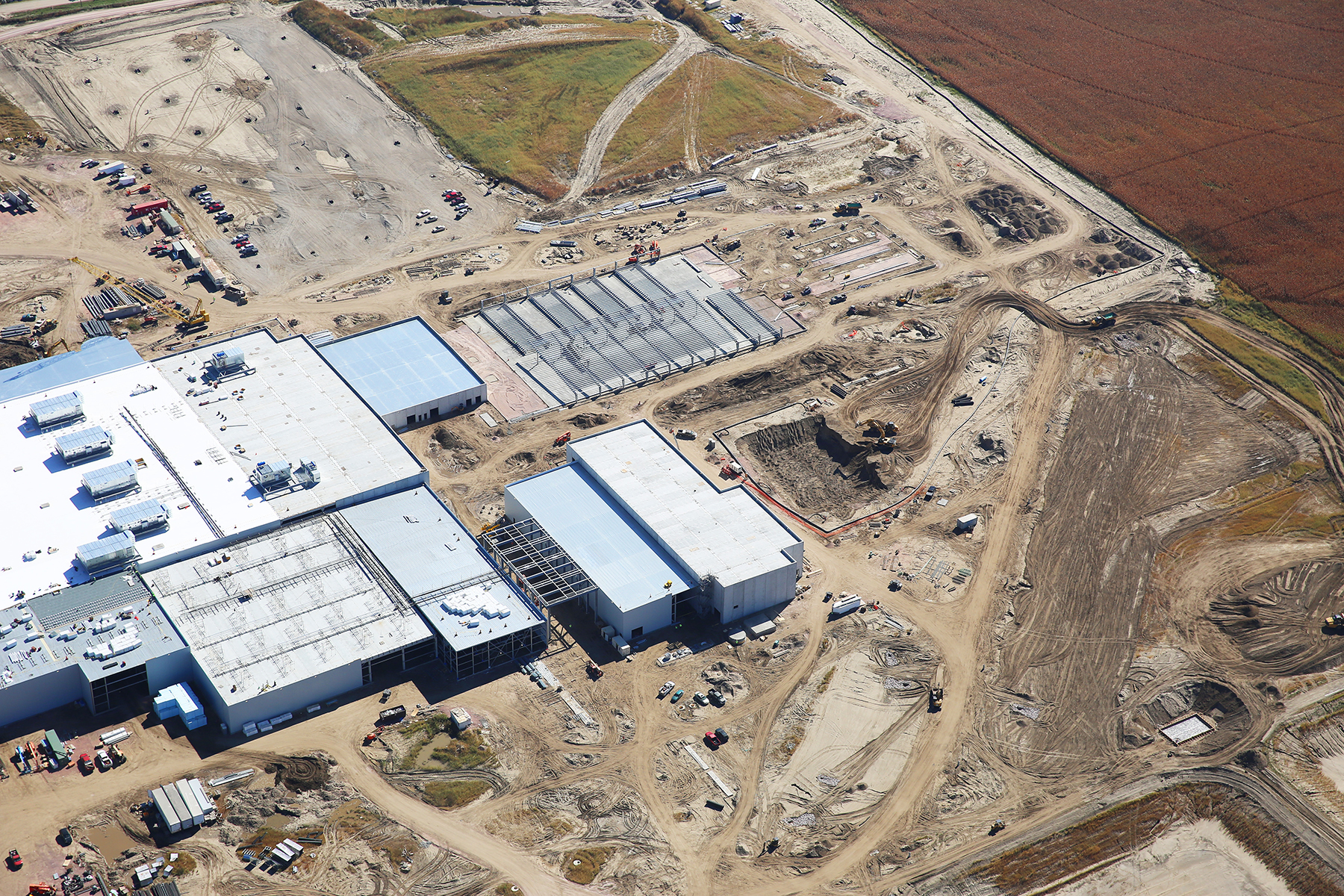 Seaboard Foods New Factory