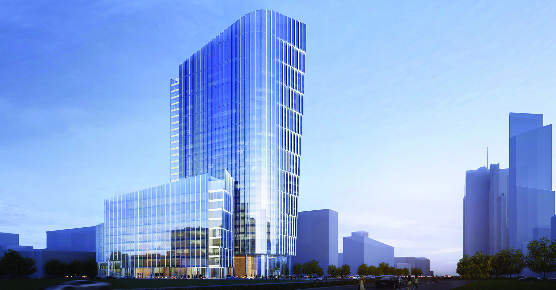 Epstein new high rise project in warsaw publicscrutiny Images