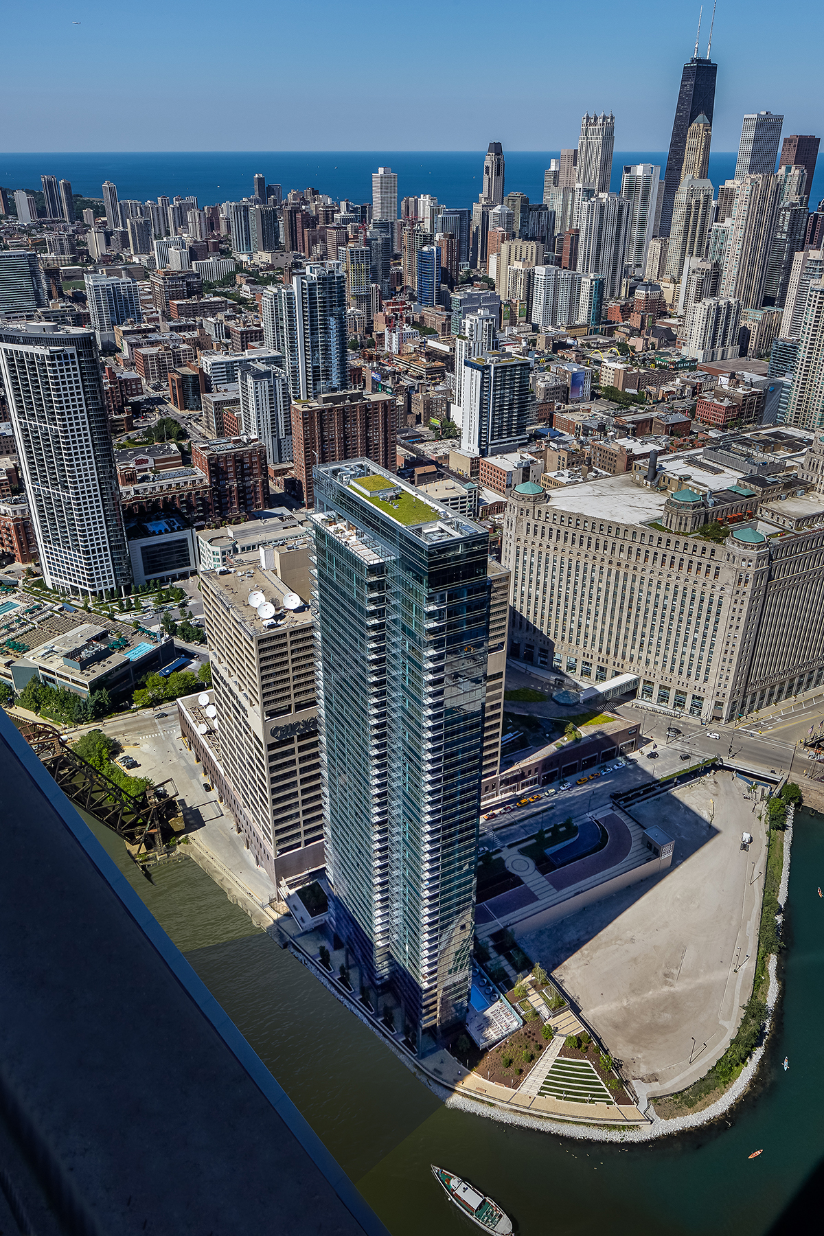 Wolf-Point-West-Chicago-Illinois-Aerial-