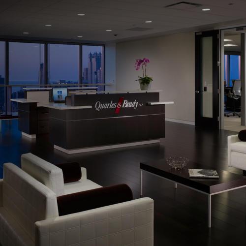 Quarles Brady LLP Office Interiors