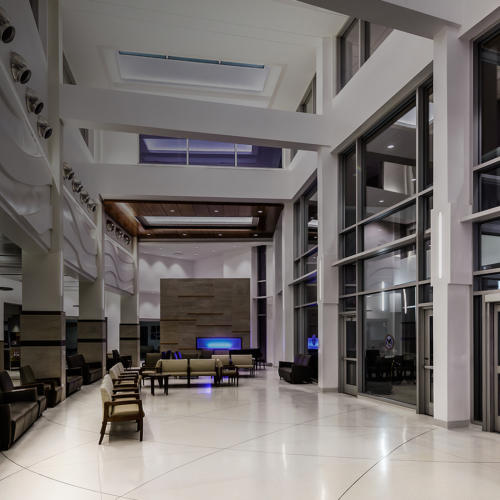 Edward Hines Jr. VA Hospital Building 200 North Lobby Expansion