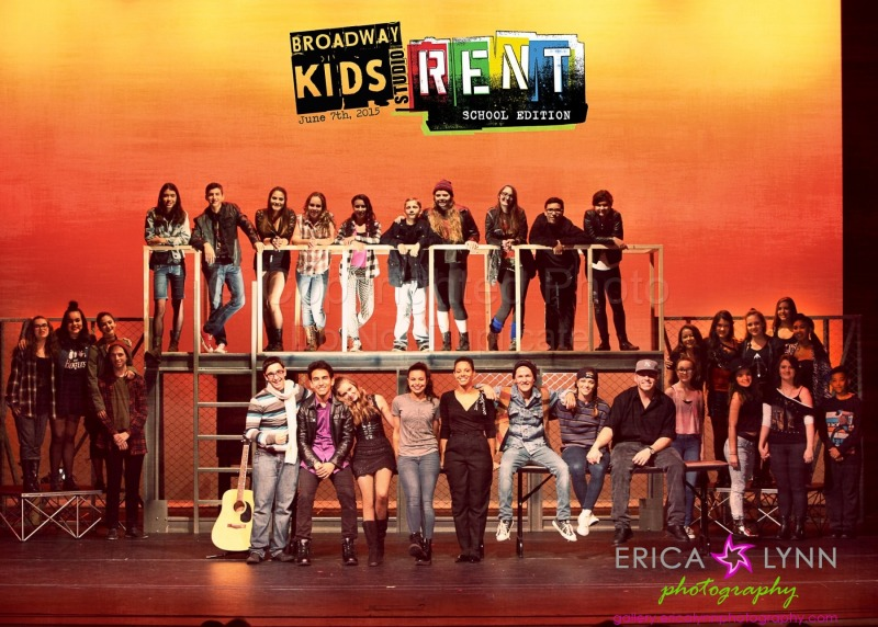 RENT - Cast B - Sunday, June 7th
