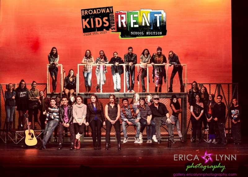 RENT - Cast A - Saturday, June 6th