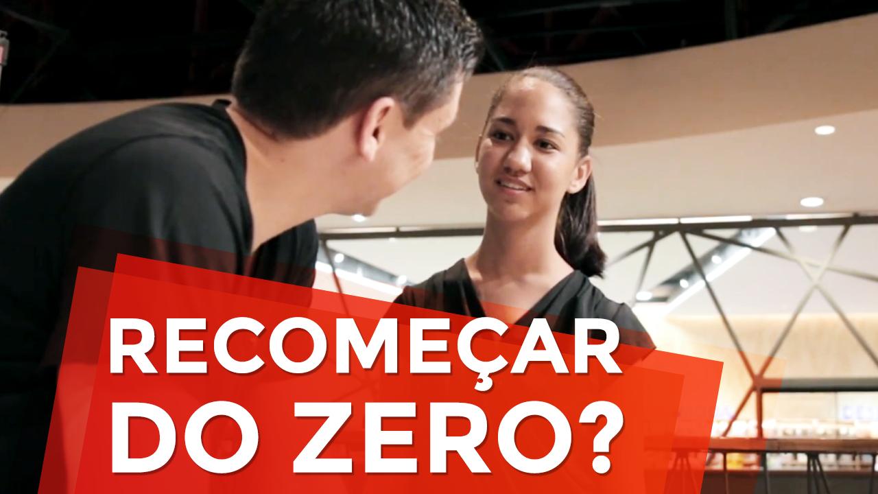 O Que Eu Faria se Tivesse que Recomeçar do Zero?
