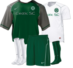 Palatine Celtic Mandatory Uniform Package 2012