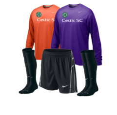 Palatine Celtic Goalkeeper Uniform Package 2012