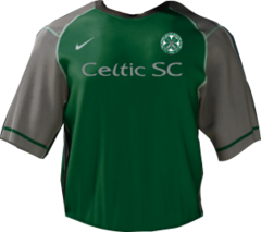 Palatine Celtic Brasilia Uniform