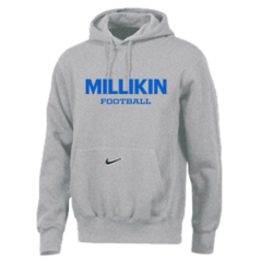 Millikin Football Nike Hoodie