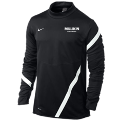 Millikin Football Nike Midlayer Top