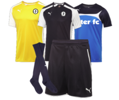 Inter Mandatory Player Package