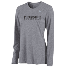 Premier Nike Long Sleeve Poly Top