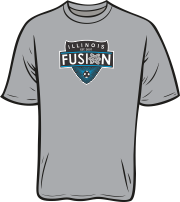 Illinois Fusion Training Shirt