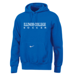 Illinois College Nike Hoodie
