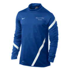 Illinois College Nike Midlayer Top