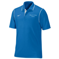 Illinois College Nike Polo