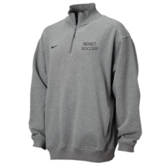 Benet Nike Half Zip Premier Fleece