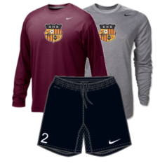 SHS Soccer Long Sleeve Training Package