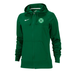 Palatine Celtic Nike Women's Full Zip Hoodie