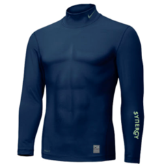 Synergy Nike Thermal Mock