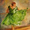 Ballerina_in_green