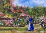 Lady_walking_in_flower_garden