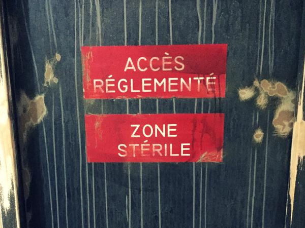 Escape room clinique