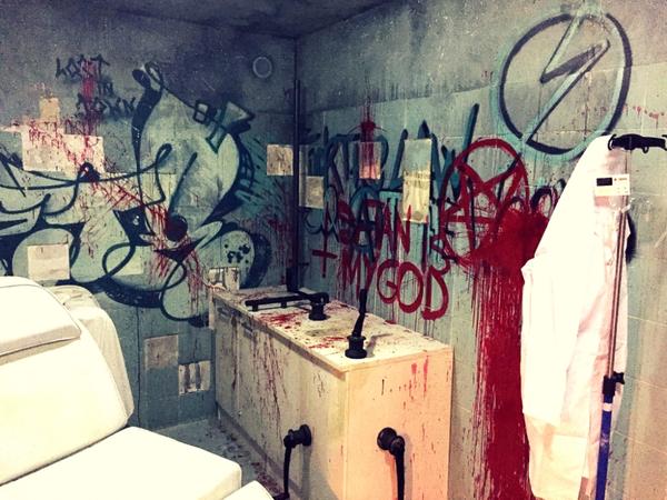 Escape room horreur
