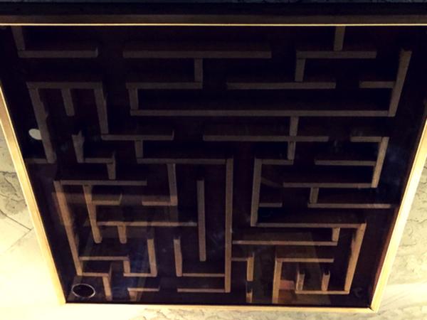 Escape game labyrinthe