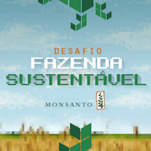 Monsanto Sustainable Farm on Minecraft