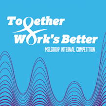 Together Works Better, an internal competition of Big Ideas