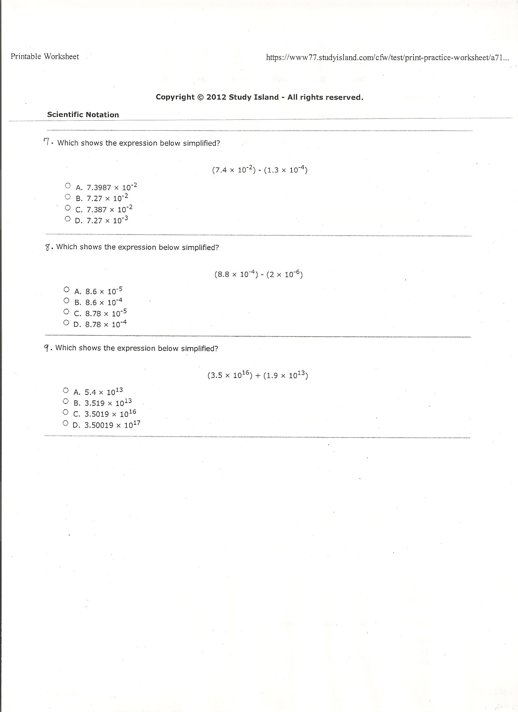 Nauset Regional School District Green PreAlgebra Essign – Pre Algebra Review Worksheet
