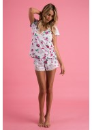 SHORT DOLL FLUITY FLORAL