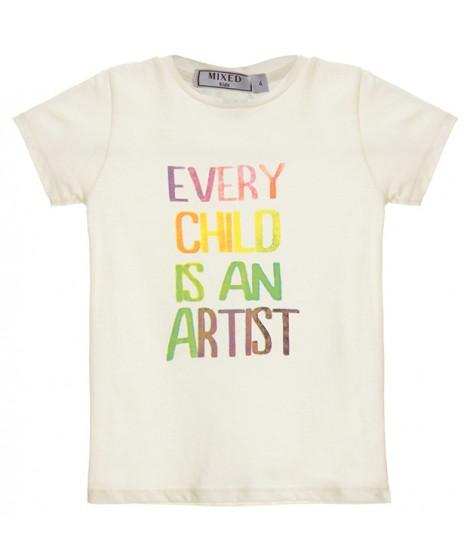 CAMISETA ARTIST KIDS