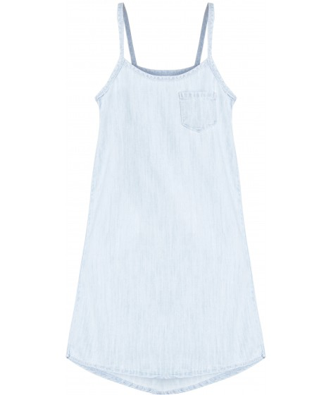 VESTIDO JEANS SLEEP KIDS SUMMER