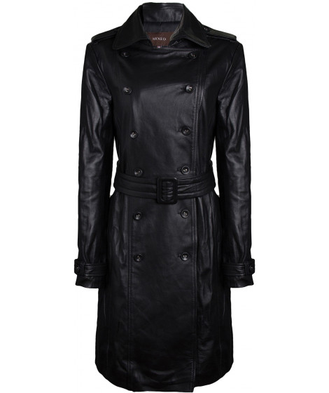 TRENCH LEATHER HOLMES