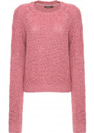 TRICOT CROPPED ROSEE