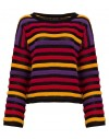 TRICOT FLUFFY LINES