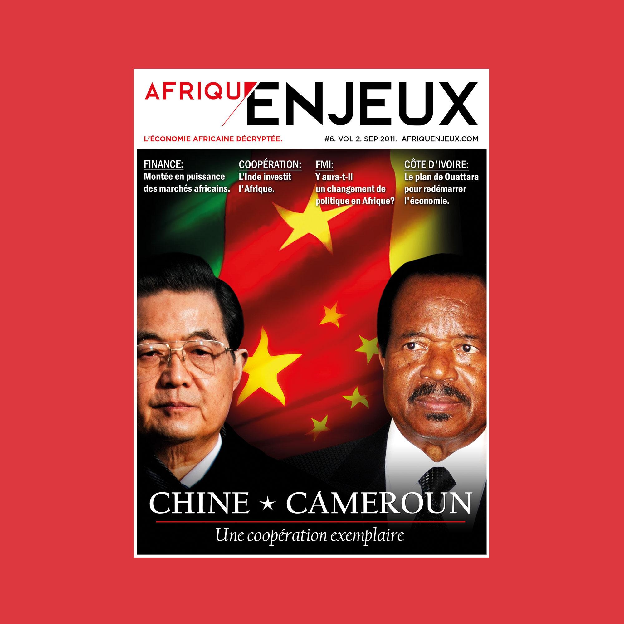 Afrique Enjeux Cover N6