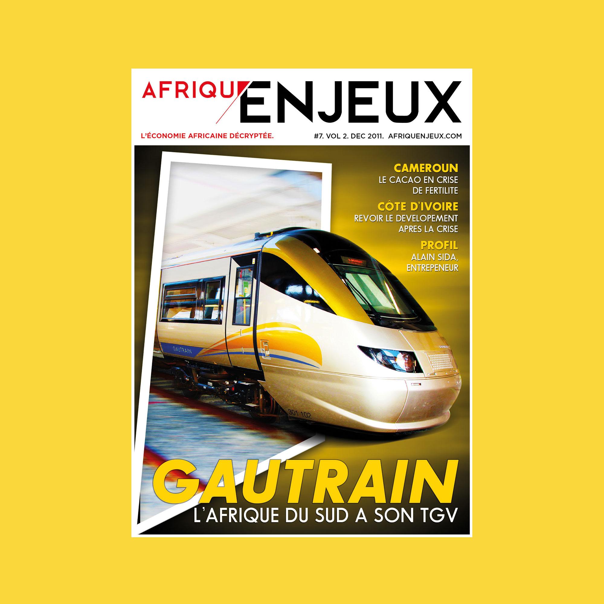 Afrique Enjeux Cover N7