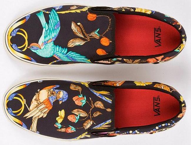 b8b2c881670 Vans Slip-On x Hermès - OG EUKicks Sneaker Magazine