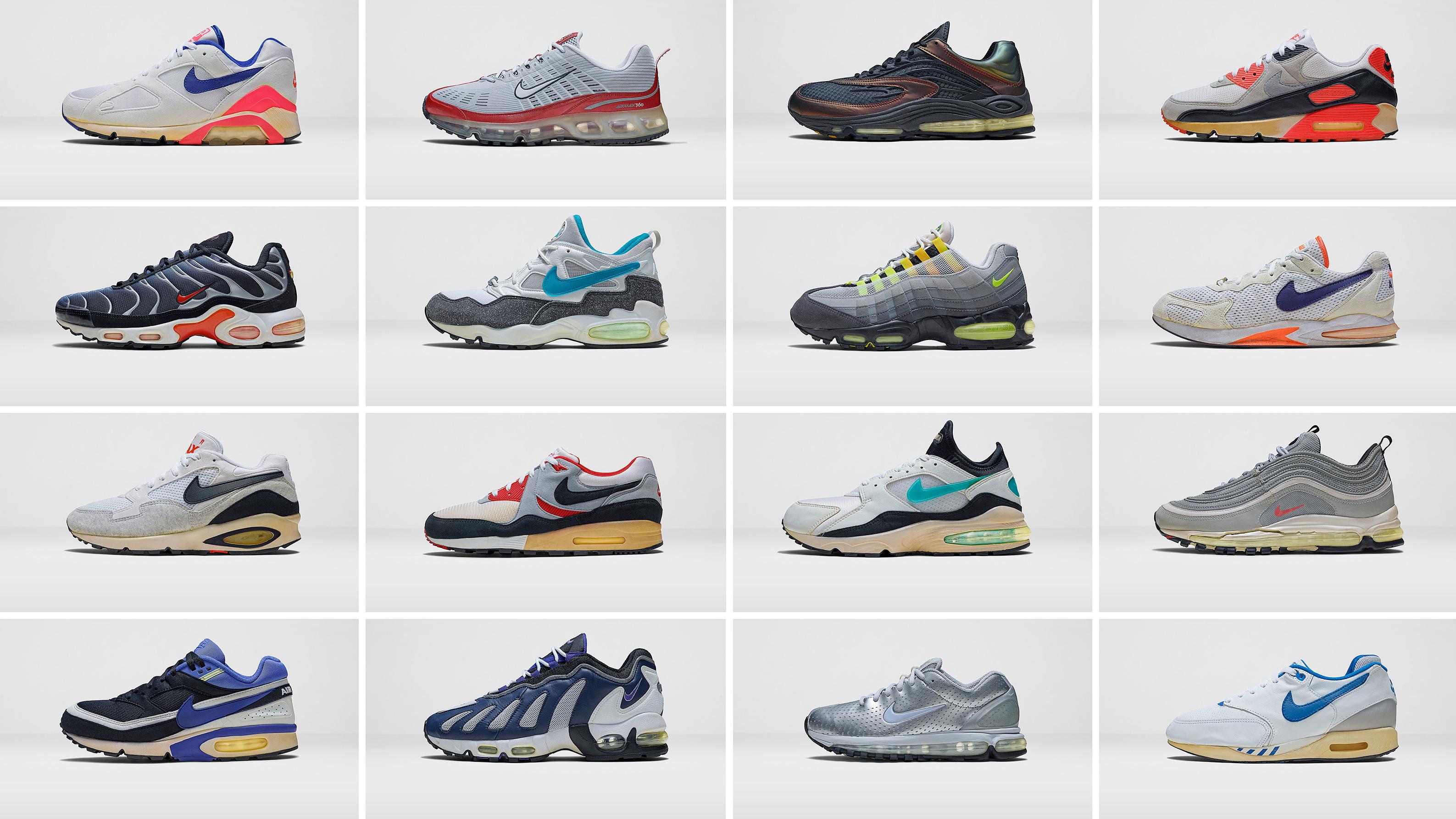 Nike Air Max Archives  1987 to 2006 - OG EUKicks Sneaker Magazine 0bfa1b286d61