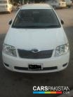Toyota Fielder for sale located in Islamabad